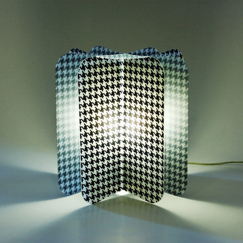 Lampada Da Tavolo Ecologica Pied-De-Poulle Join Lamp Patterns Remind