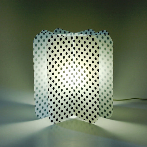 Lampada Da Tavolo Ecologica Pois Join Lamp Patterns Remind Nero