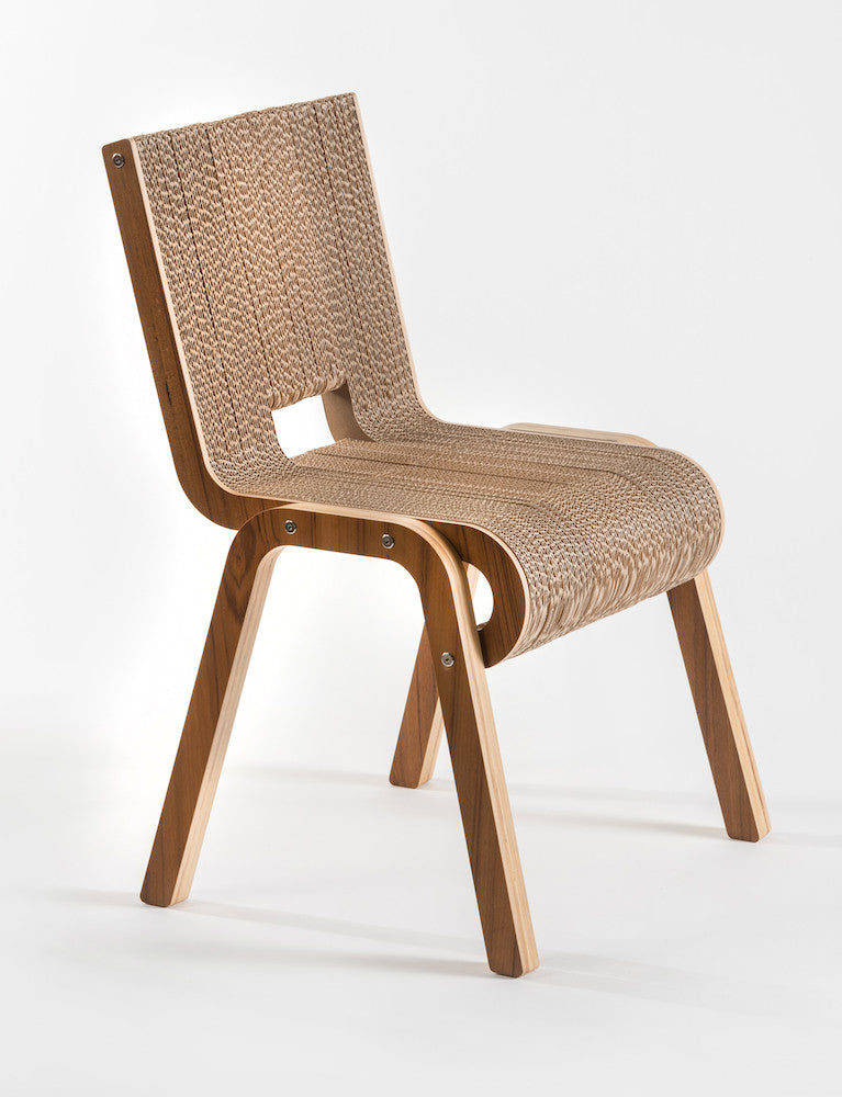 Sedia Less Chair Canaletto Di Lessmore Design Giorgio Caporaso