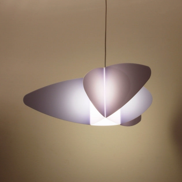 Lampada A Sospensione Alis Join Lamp The Sustainable Light 100% Riciclabile