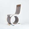 Seduta In Cartone Twist Chair Lessmore Design Giorgio Caporaso
