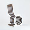 Sedia In Cartone Twist Chair Lessmore Design Giorgio Caporaso