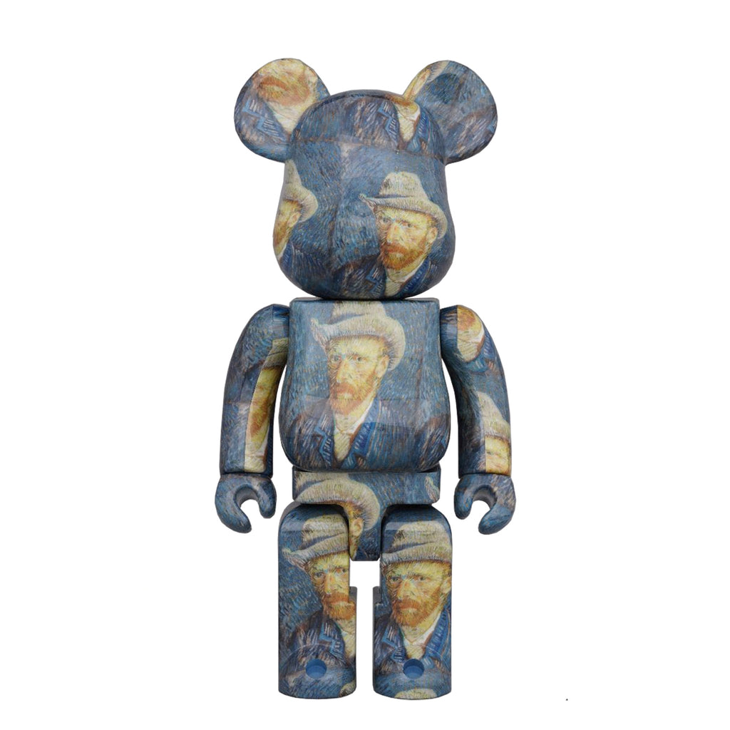 Medicom Bearbrick - Van Gogh Self Portrait
