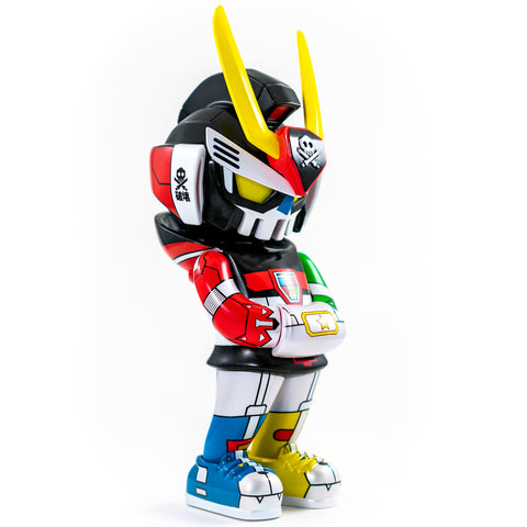 "Quiccs x Martian Toys - 12.5"" MEGA TEQ (VOLTEQ) - Collect and Display"