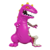 "Jason Freeny x Mighty Jaxx x Nickelodeon - 8"" XXRAY PLUS: Purple Reptar - Collect and Display"