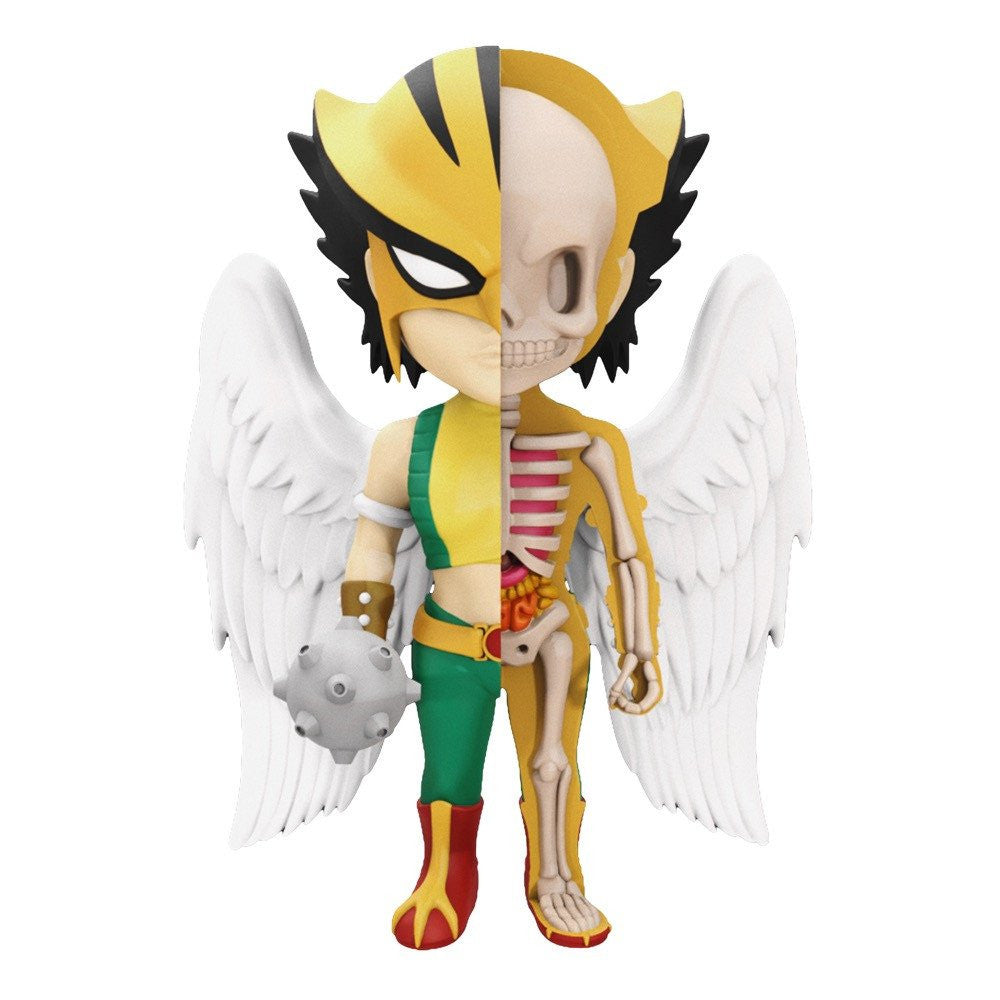 "Jason Freeny x Mighty Jaxx x DC Comics - 4"" XXRAY Hawkgirl - Collect and Display"