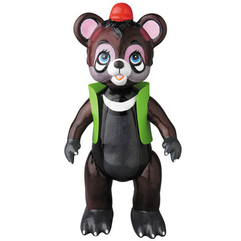 "Medicom Toy x Anraku Ansaku - 9.8"" Tsukinowa Bear Tsukki - Collect and Display"
