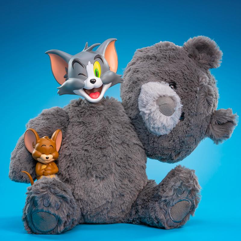 Soap Studio x Tom & Jerry Teddy Bear Plush Figure - Blind Box
