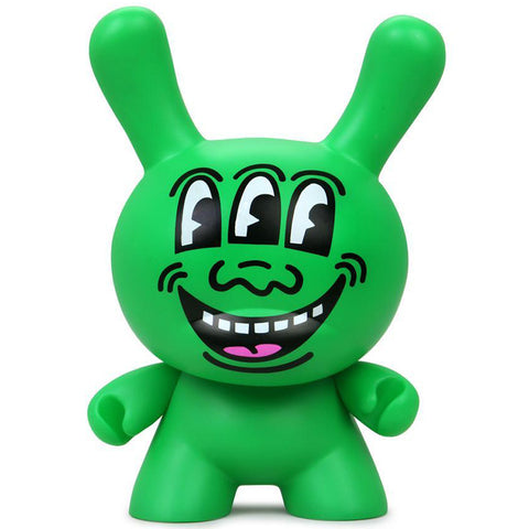 Medicom Toy x Keith Haring - 400% + 100% Be@rbrick Set (Ver 2) - Collect and Display