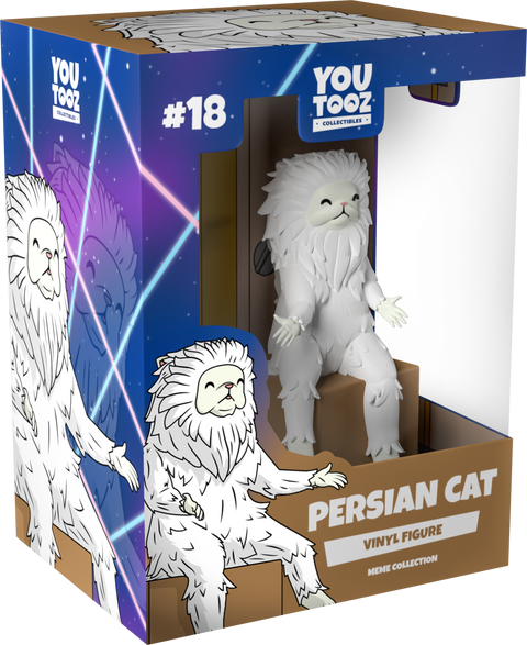 Youtooz - Persian Cat