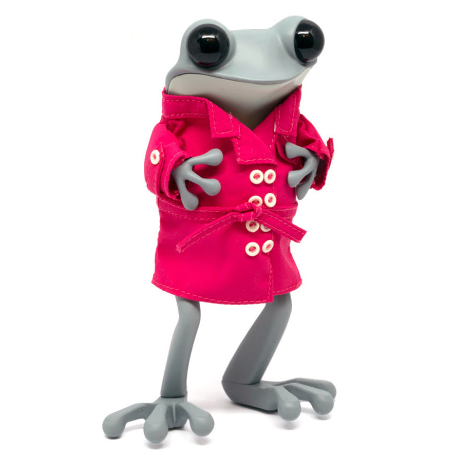 "Twelvedot - 5"" APO Frogs (You Make Me Happy When Skies are Grey) - Collect and Display"