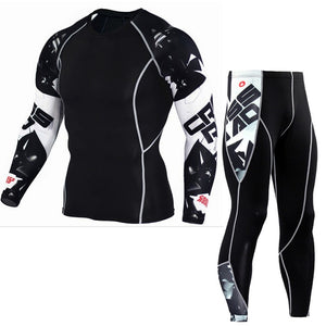 Mens Crossfit Set - LeggingStocks