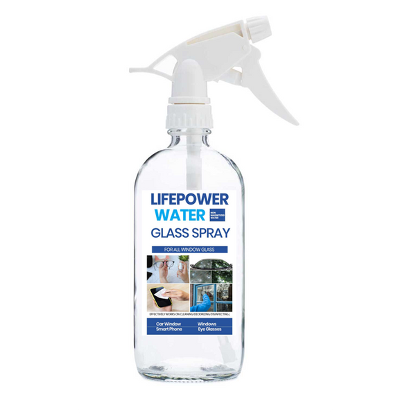 LPW GLASS CLEANER