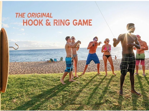 The Original Hook And Ring Game