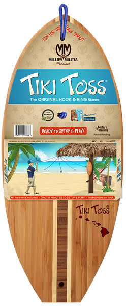 Tiki Toss Hawaiian Island (Limited)