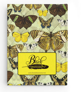 Butterflies Taking Flight - Hardcover Journal