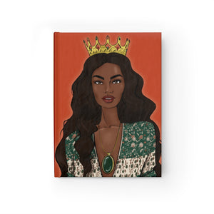 Intuition - African American Princess Hardcover Journal