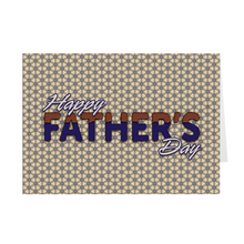 Load image into Gallery viewer, Happy Father's Day - Multi-Color Print - Father's Day Card