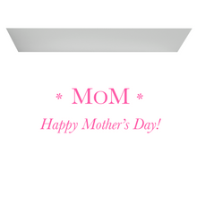 Load image into Gallery viewer, Heart & Roses - MOM - Happy Mother's Day Greeting Card