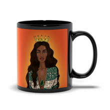 Load image into Gallery viewer, Intuition - African American Princess Coffee Mug