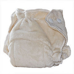 Bamboo Baby Form Fitted diaper