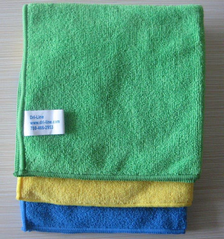 Micro-Fiber Cleaning Cloth
