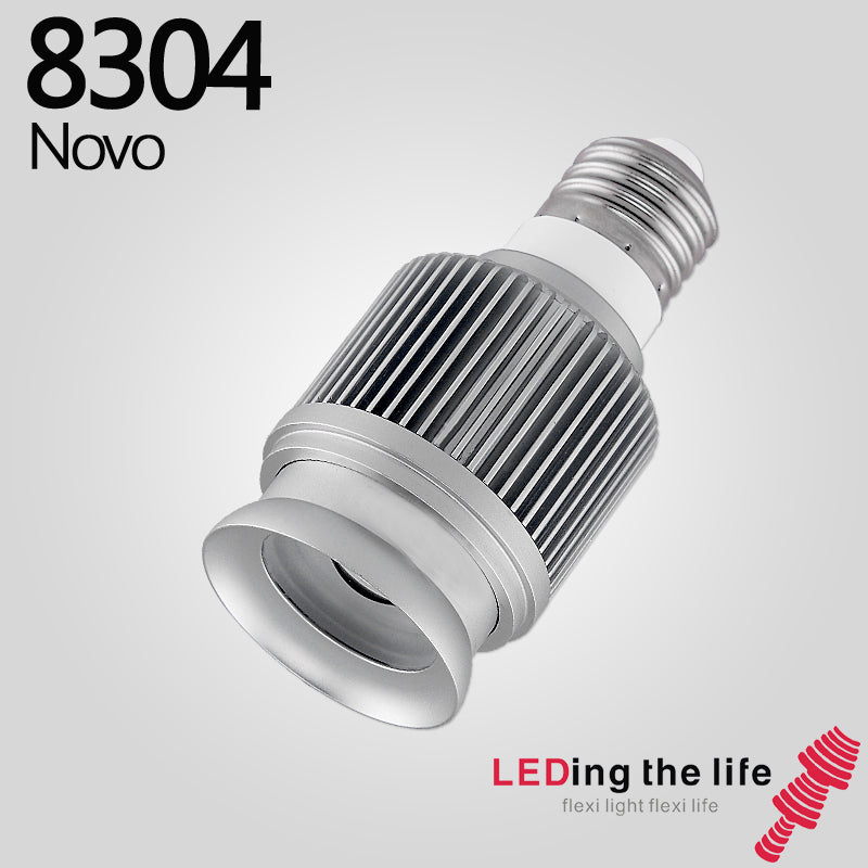 8304 Novo E27 LED focus spotlight for dining room lighting