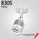 8305 Novo LED focus spotlight for museum lighting
