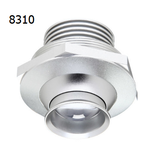 8310 The Eye 1w adjustable beam mini led downlight for showcase jewelry display from ledingthelife