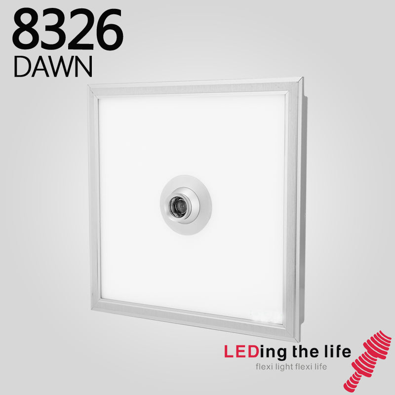 8326 Dawn LED focus spotlight with LED panel light for Kitchen lighting