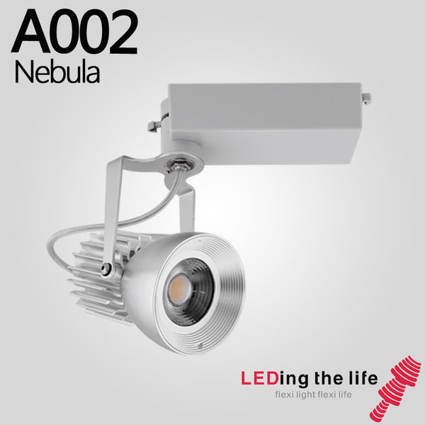 A002 Nebula LED track spotlight for Clothing store lighting