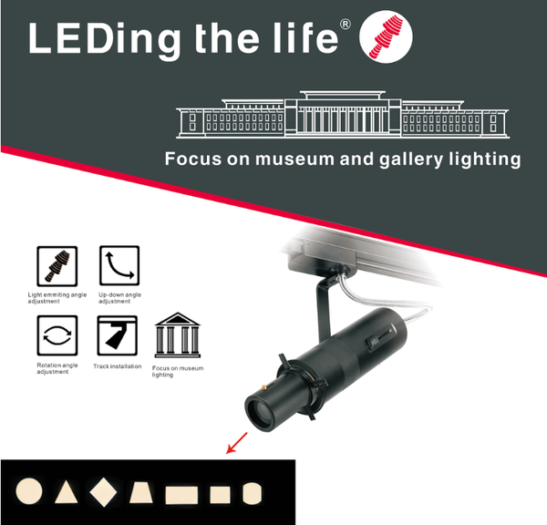 G10 Lighting Accessories for 8615V2 or 8723,9063,8618,8628,8630 make the light as you need