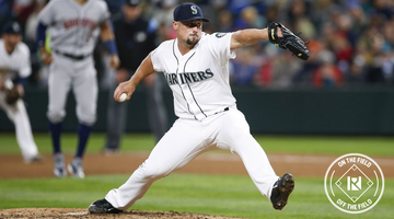 On The Field x Off The Field Featuring M's Stud Reliever, Dan Altavilla
