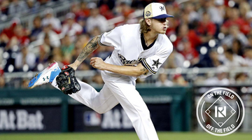 On The Field x Off The Field: Featuring All World Reliever, Josh Hader