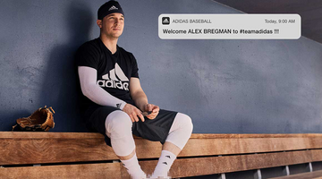 Three Stripe Life: Five Tool Player and All Star, Alex Bregman Joins Team adidas