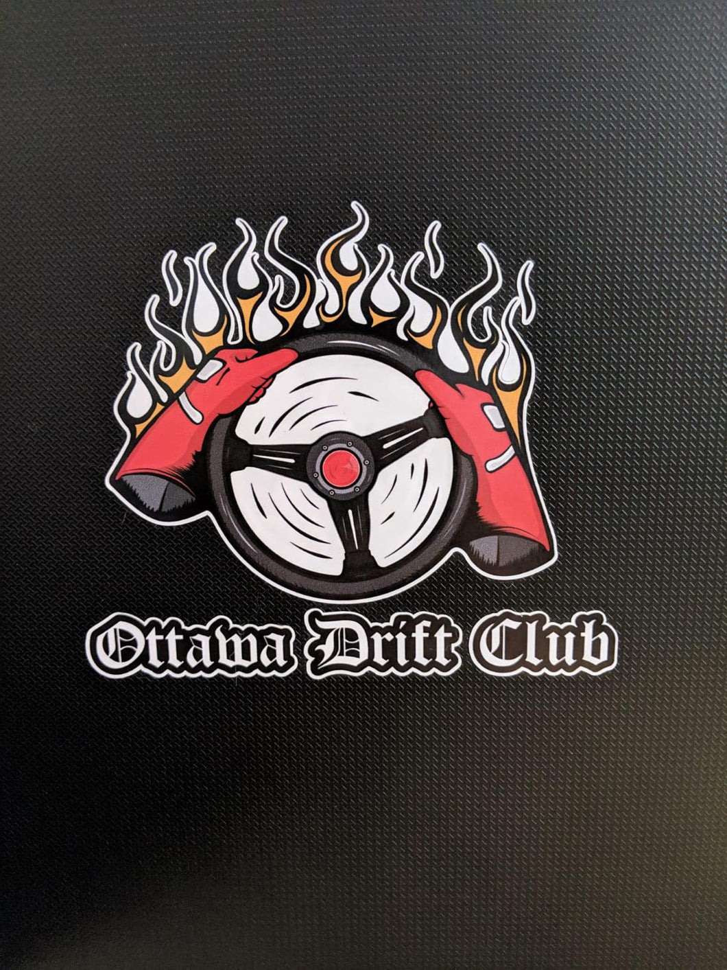 ODC Logo Sticker