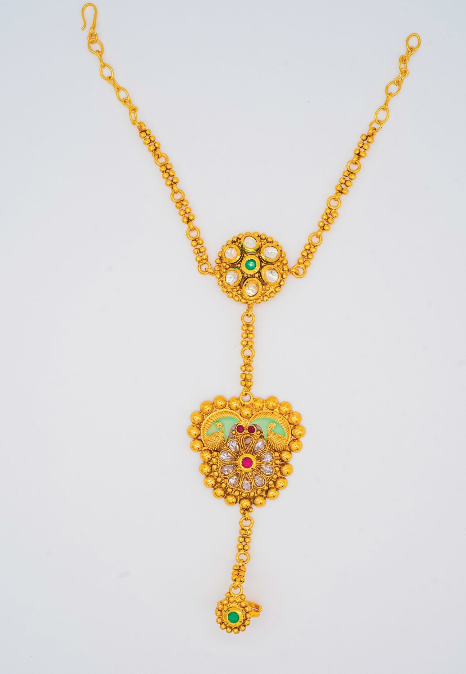 SABYASACHI INSPIRED EXQUISITE JEWELRY SET