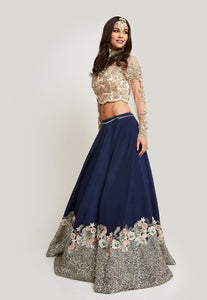 MY TROUSSEAU - EXCLUSIVE LEHENGA