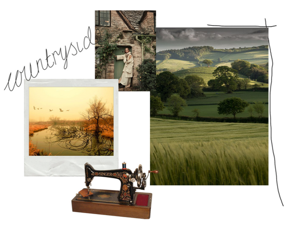 Countryside Moodboard