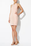 VIOLA DIAMOND SHORT DRESS PINK