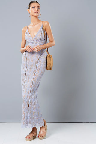TEA CEREMONY MAXI DRESS