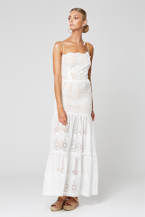 NIRVANA MAXI DRESS
