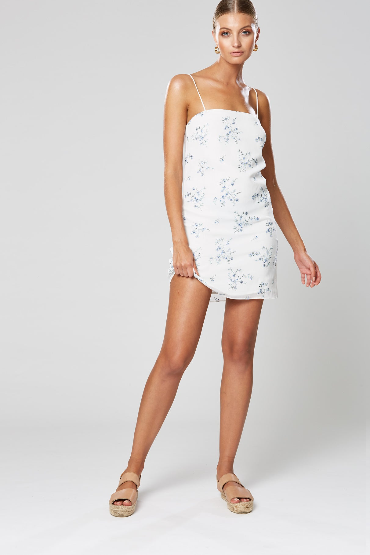 SOUL MATE SLIP DRESS