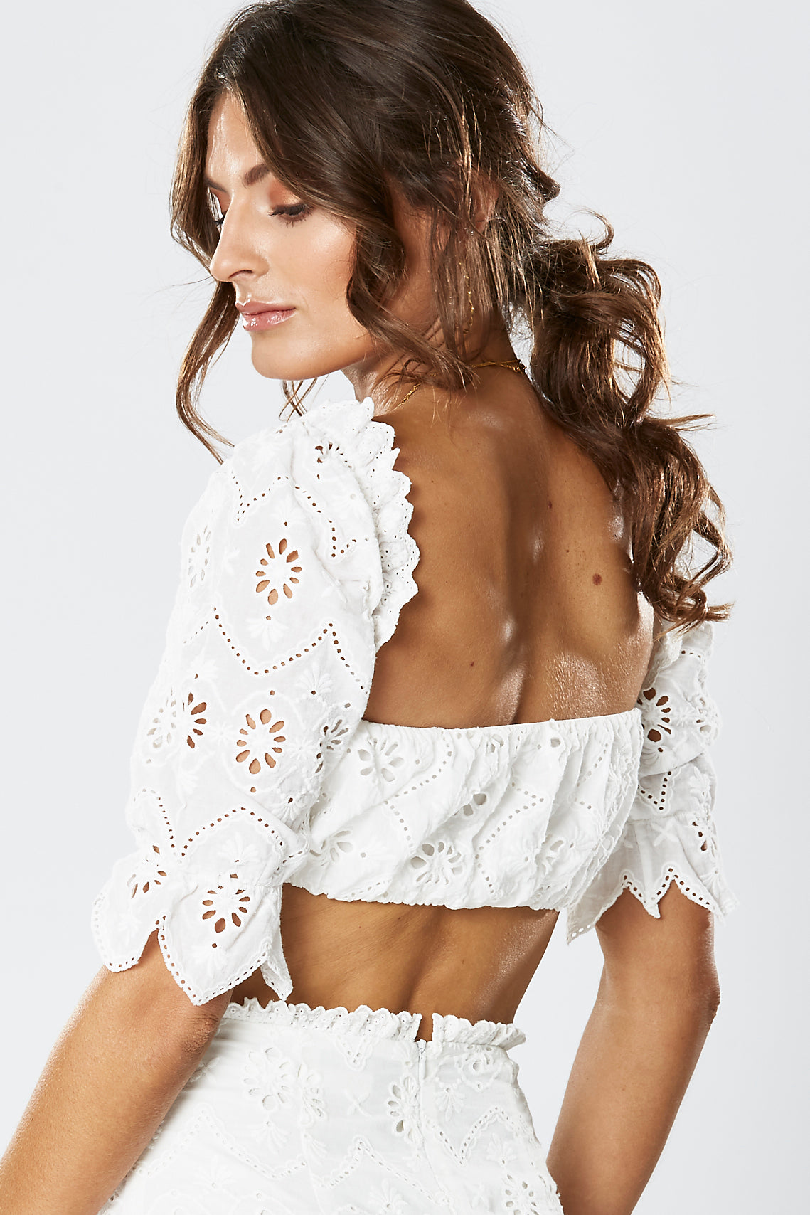 SPLENDOUR TOP WHITE