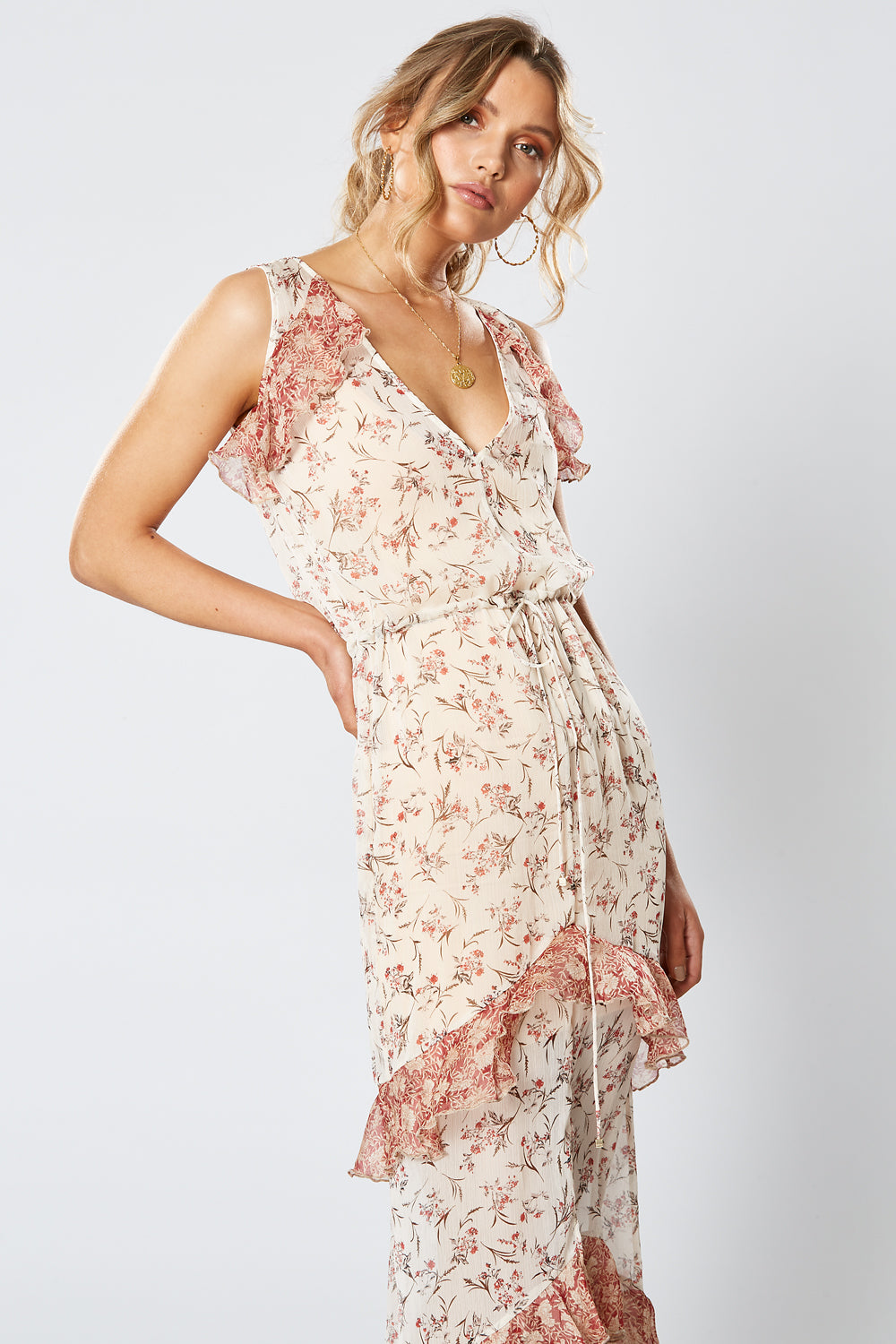 WESTBOURNE MAXI DRESS