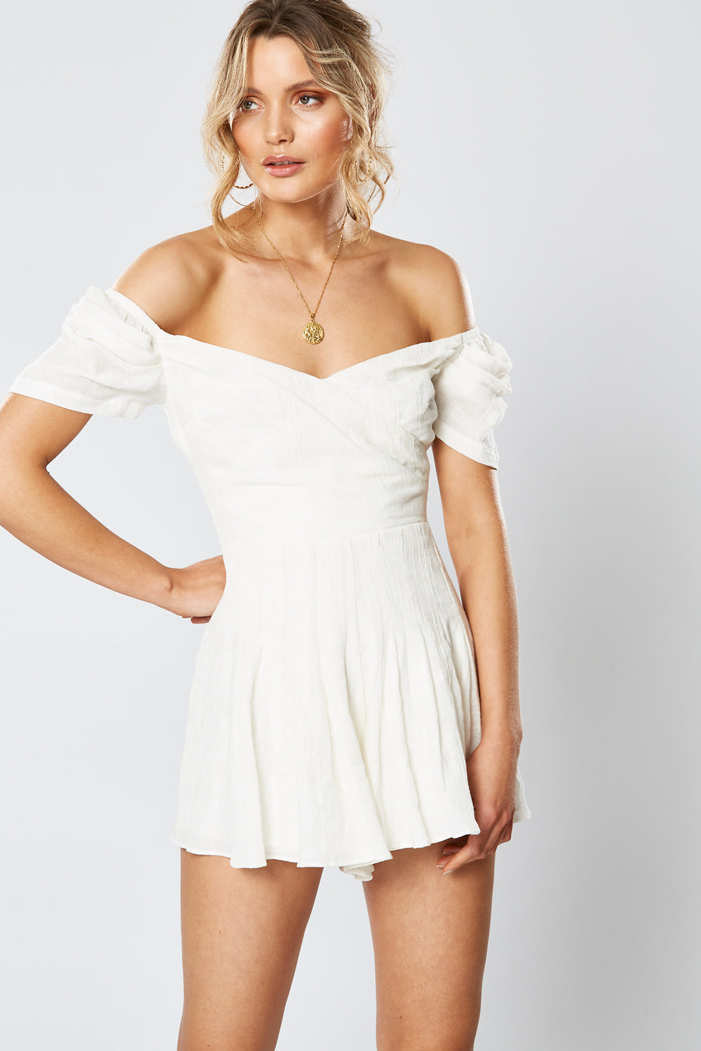 LADBROKE PLAYSUIT
