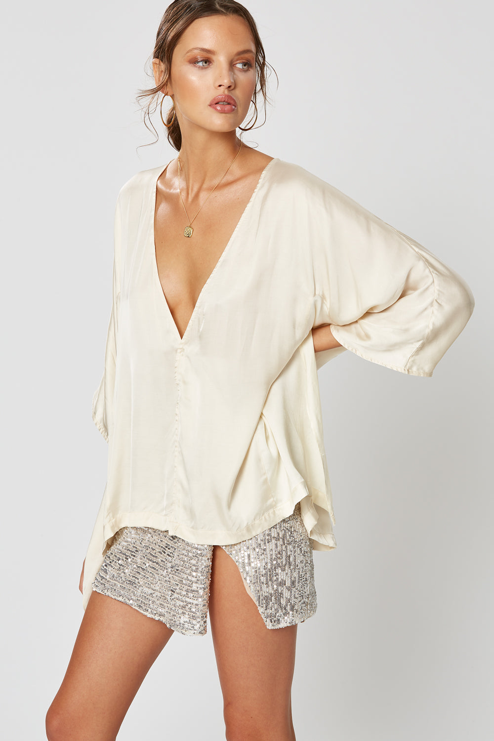 CELIA OVERSIZED TOP