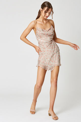 BROADWAY SHORT DRESS SILVER