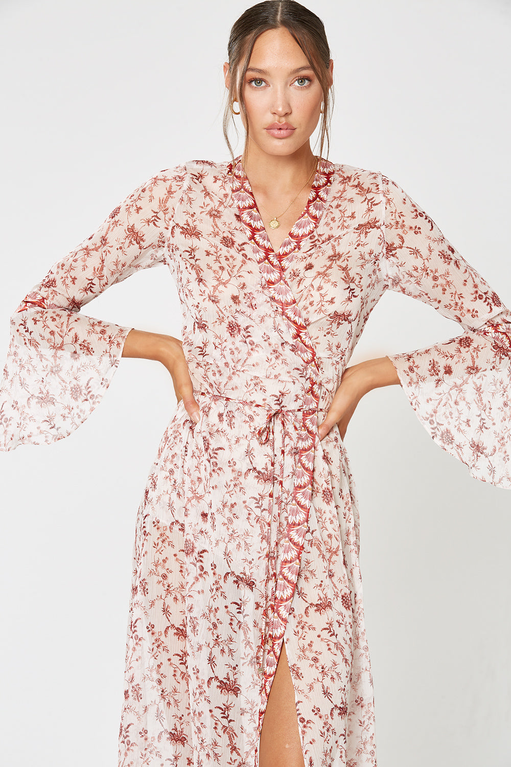 ETUDE WRAP DRESS