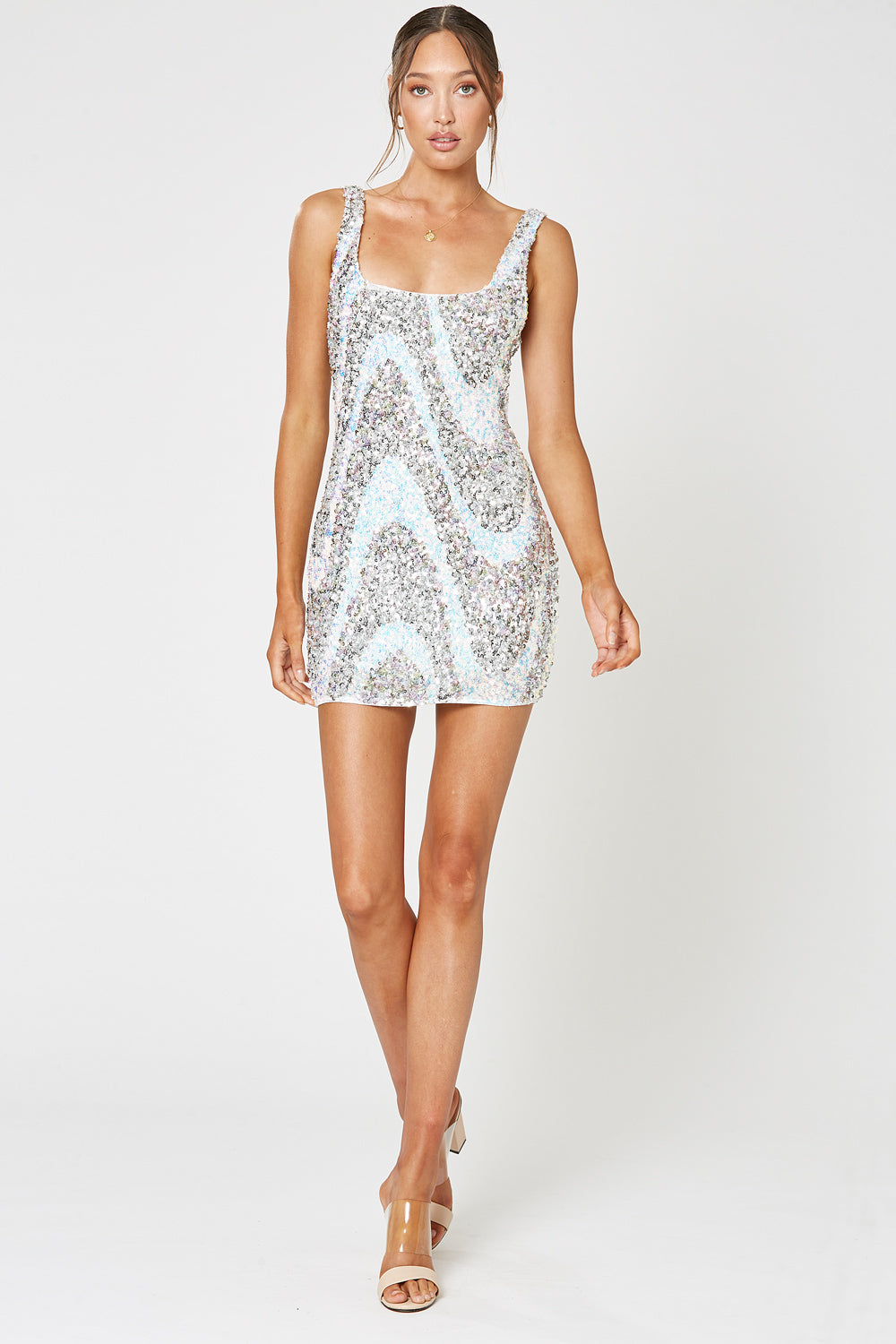 RHAPSODY MINI DRESS
